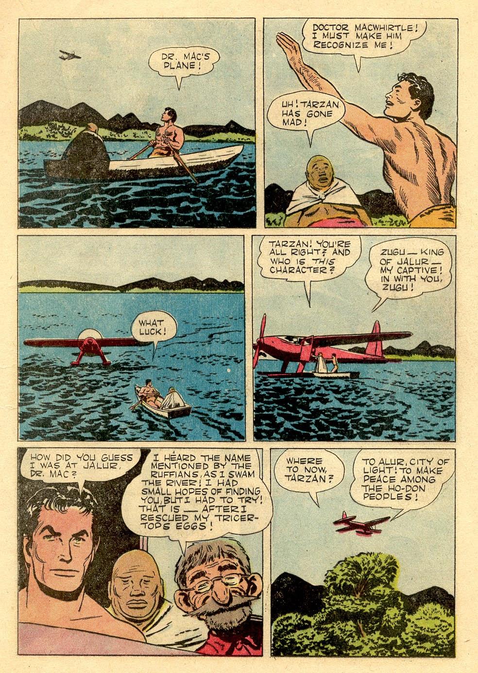 Tarzan (1948) issue 62 - Page 18