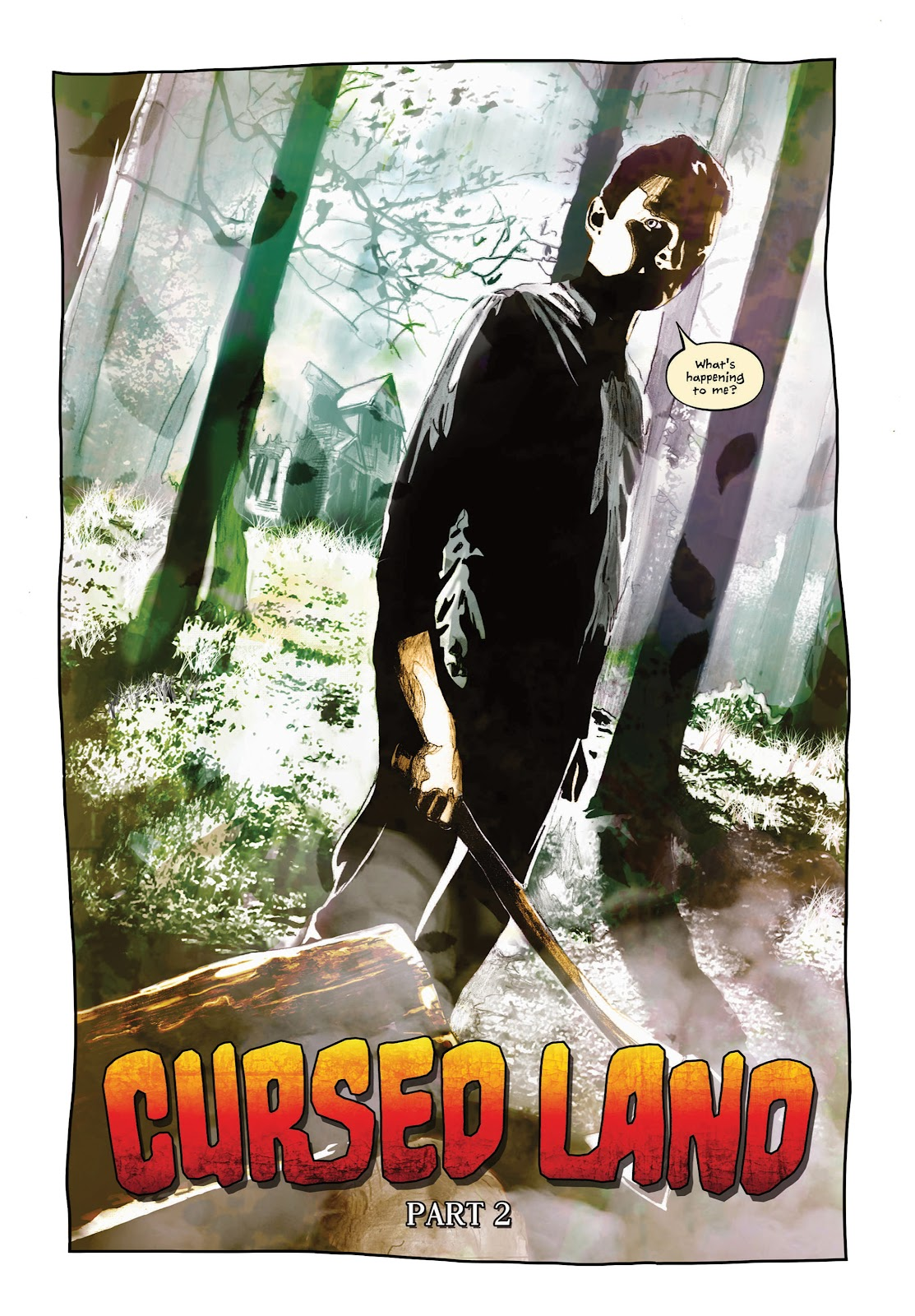 Read online Cursed Land comic -  Issue #2 - 4