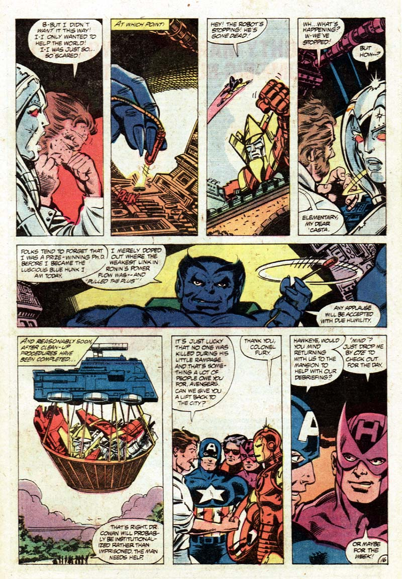 The Avengers (1963) 199 Page 16