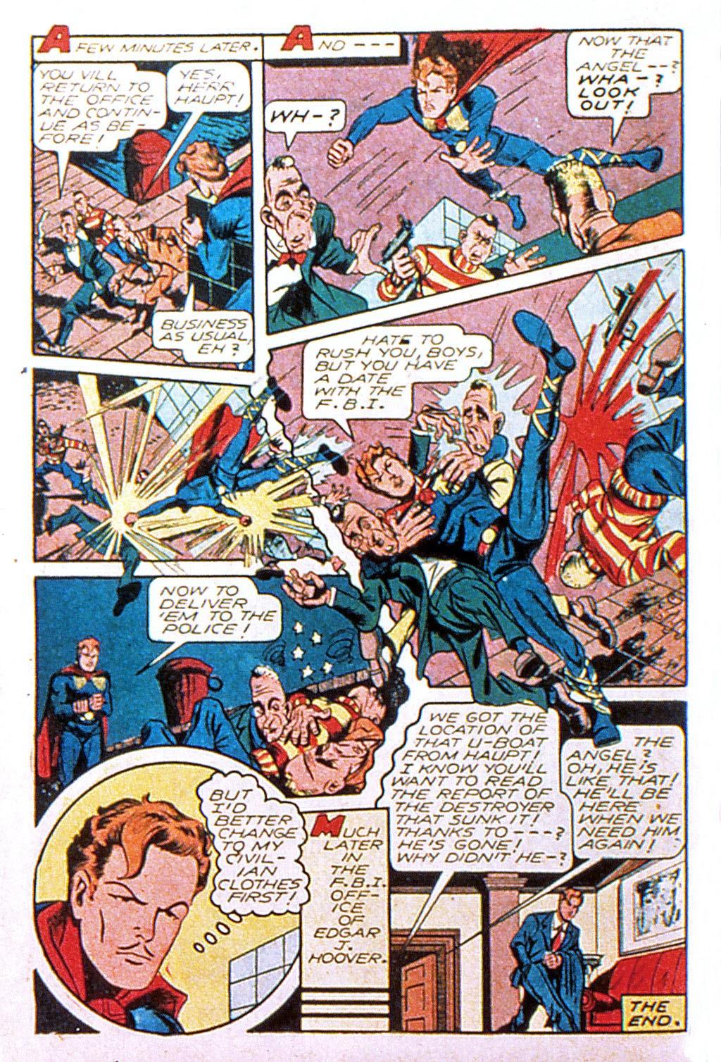 Read online Mystic Comics (1944) comic -  Issue #2 - 10