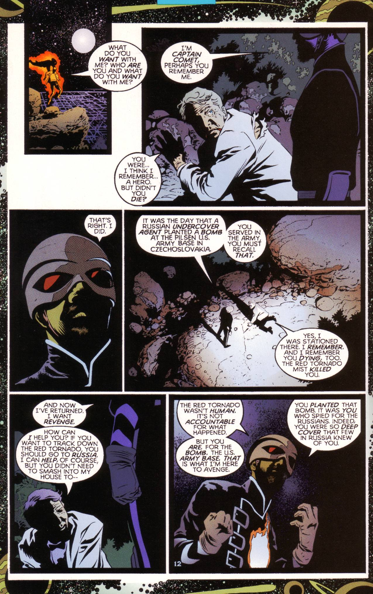 Read online Tangent Comics/ Green Lantern comic -  Issue # Full - 13
