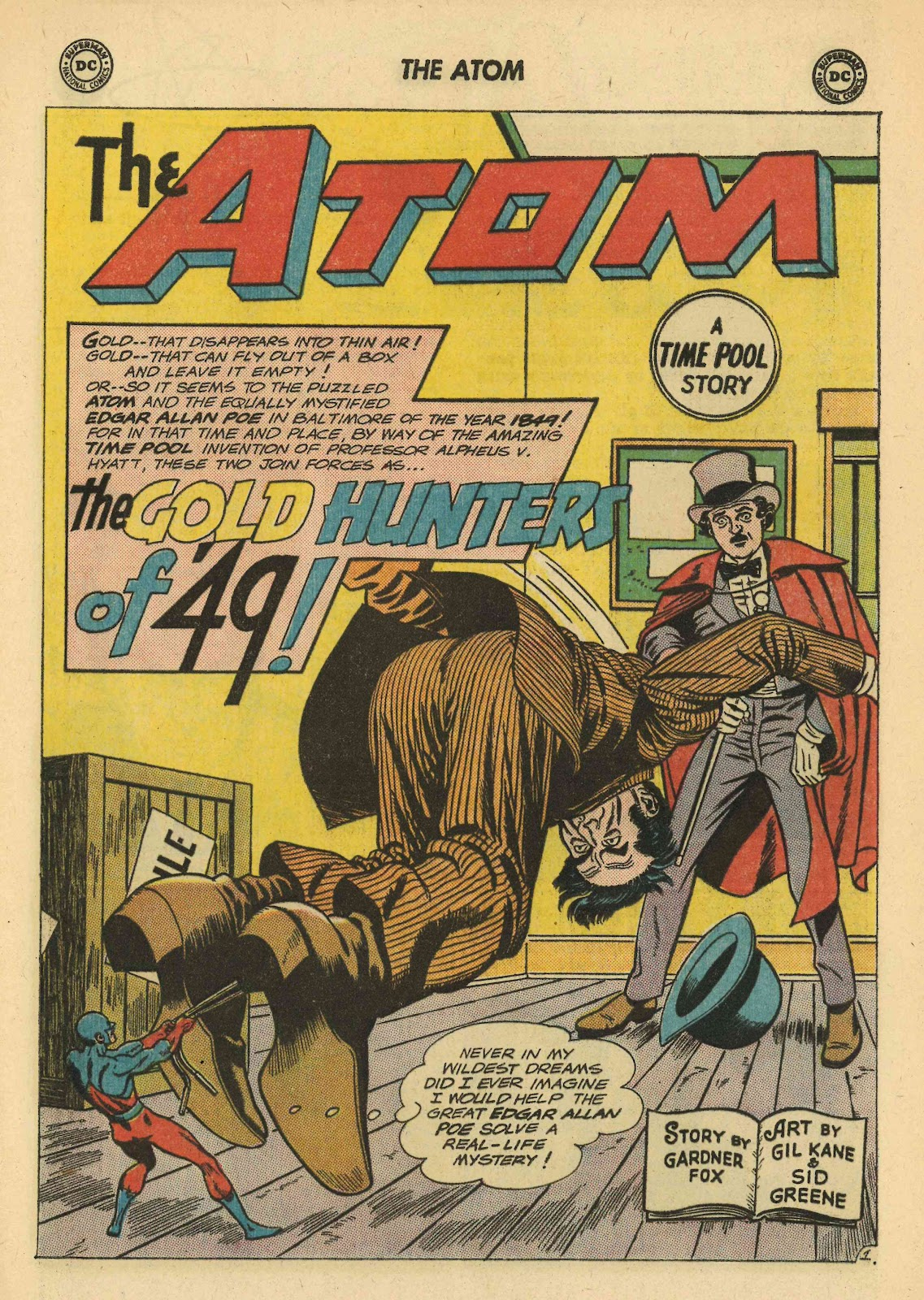 The Atom issue 12 - Page 21