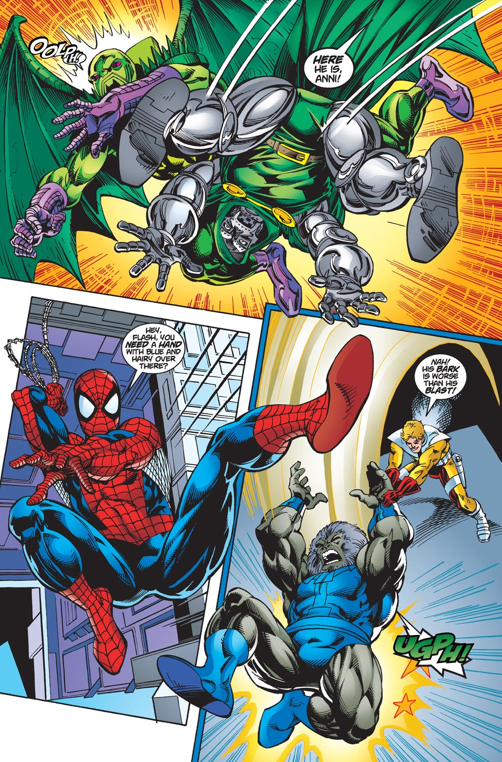 The Amazing Spider-Man (1999) 7 Page 12