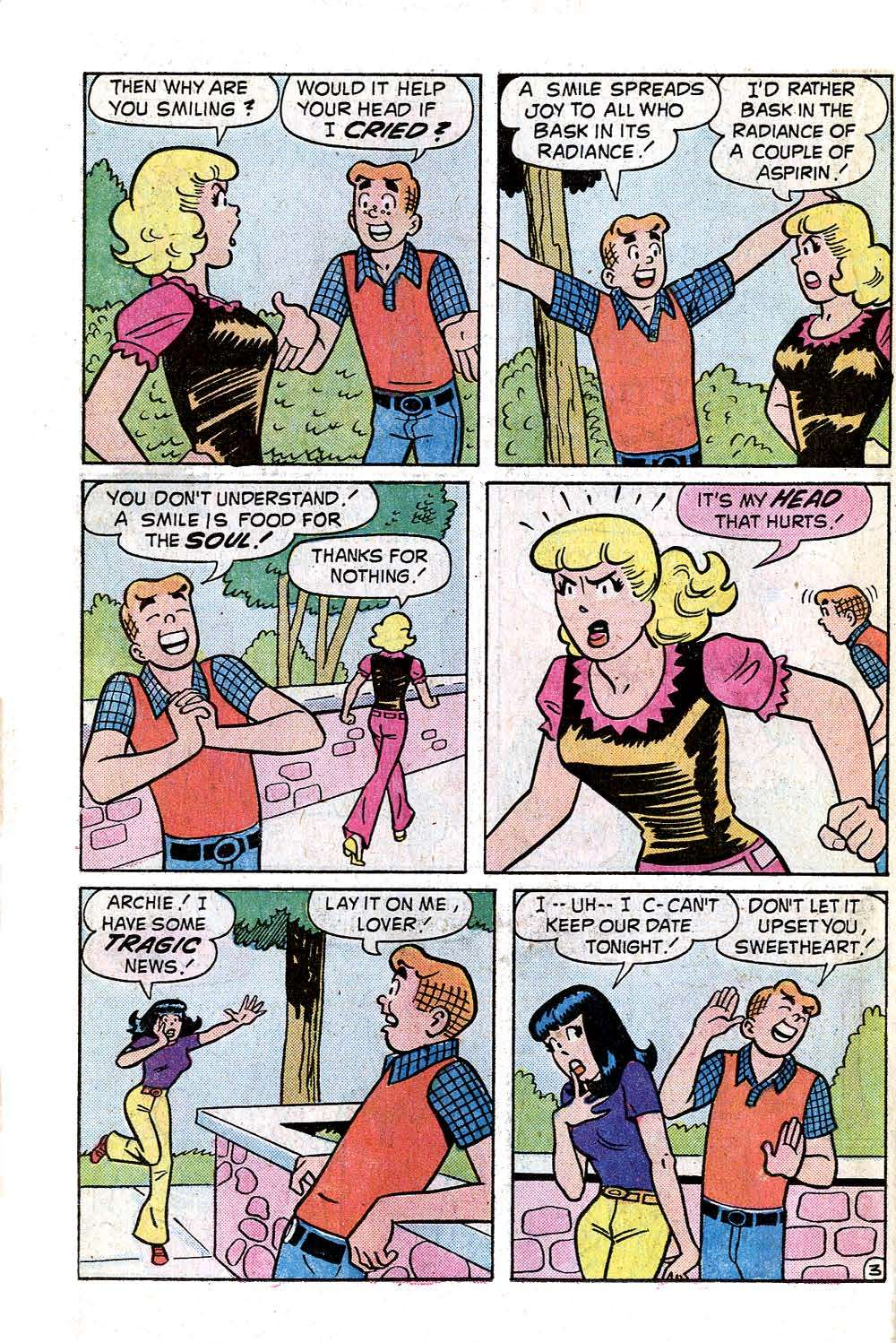 Read online Archie (1960) comic -  Issue #249 - 22