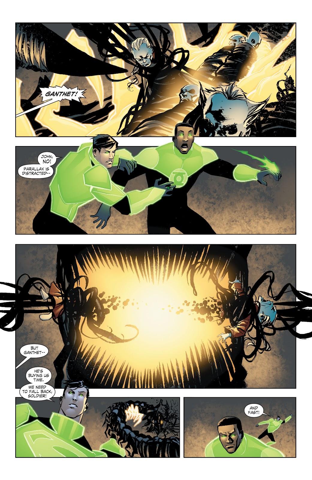 Read online Smallville Season 11 [II] comic -  Issue # TPB 7 - 77