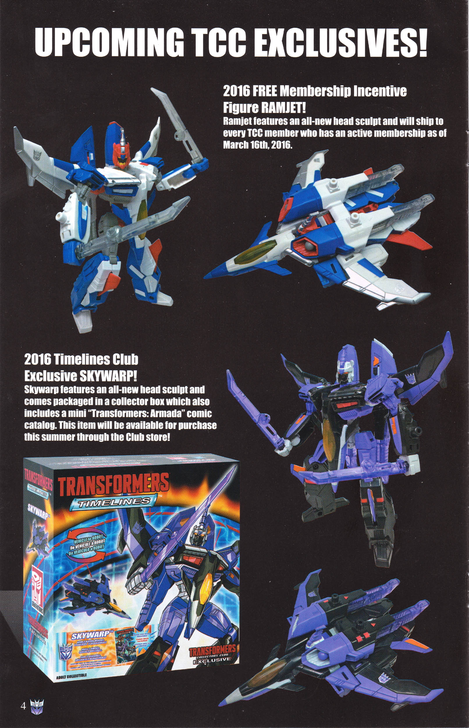 Read online Transformers: Collectors' Club comic -  Issue #67 - 4