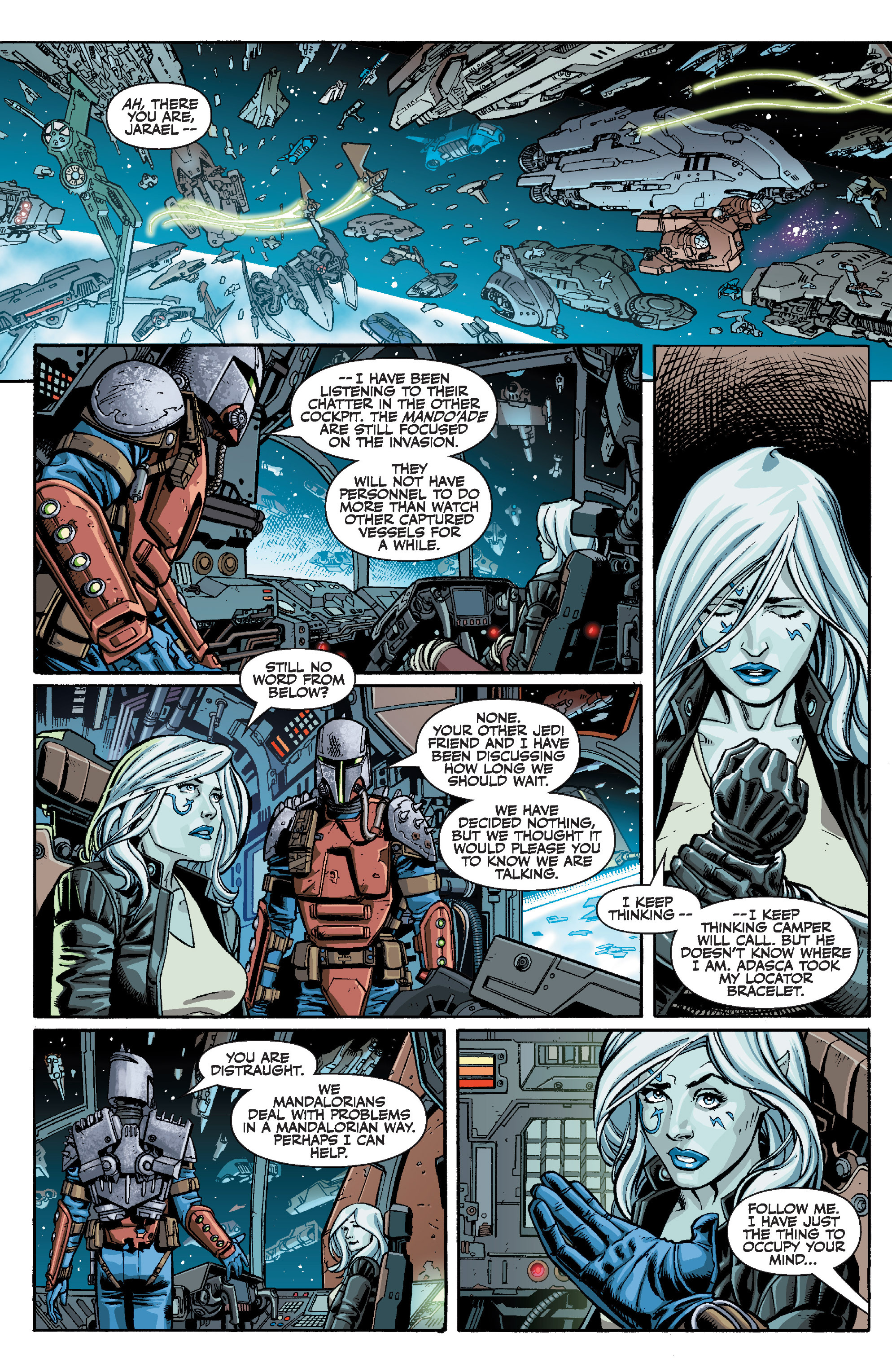 Read online Star Wars Omnibus comic -  Issue # Vol. 32 - 109