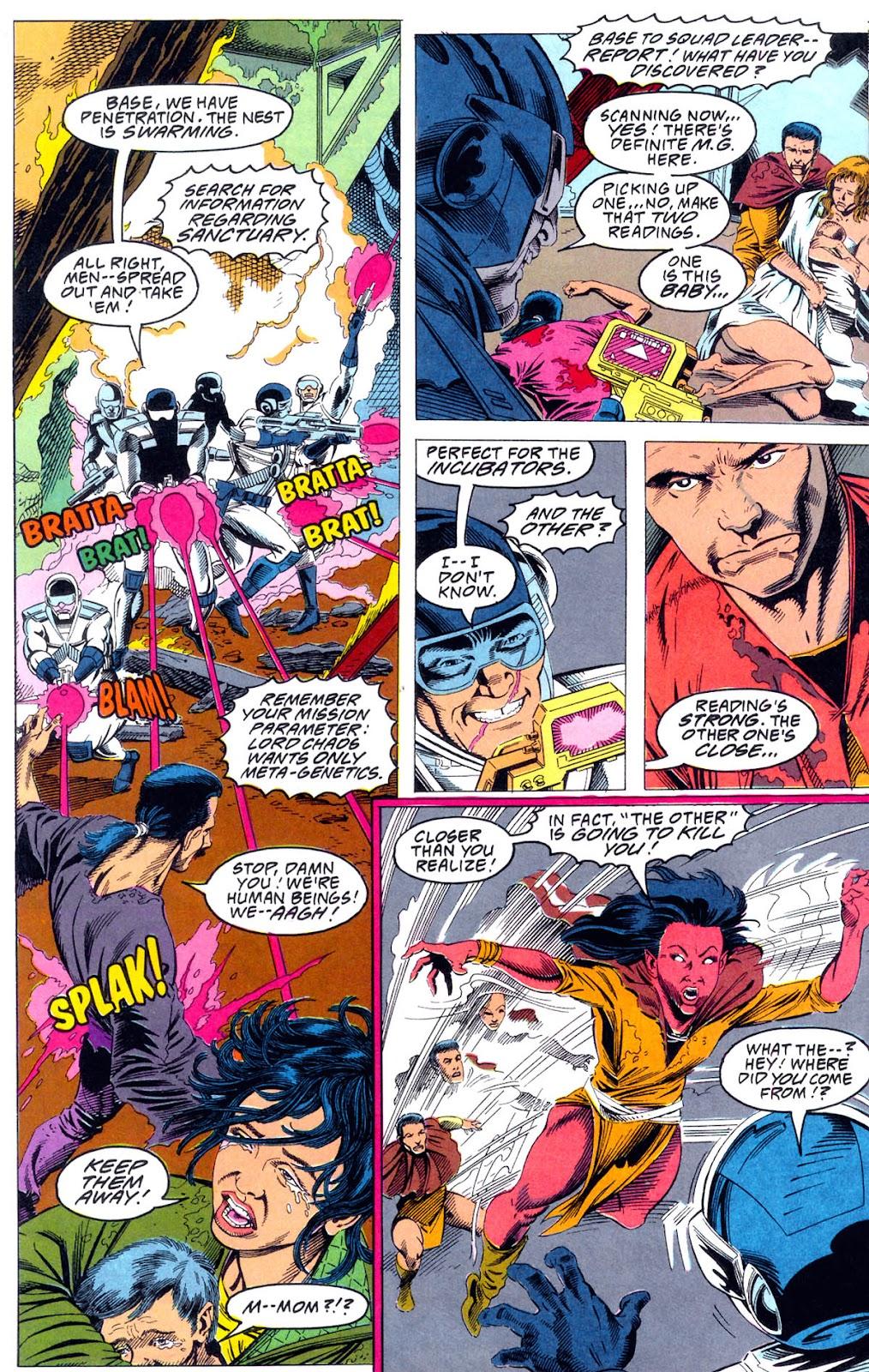 Read online Team Titans comic -  Issue #1b - 5