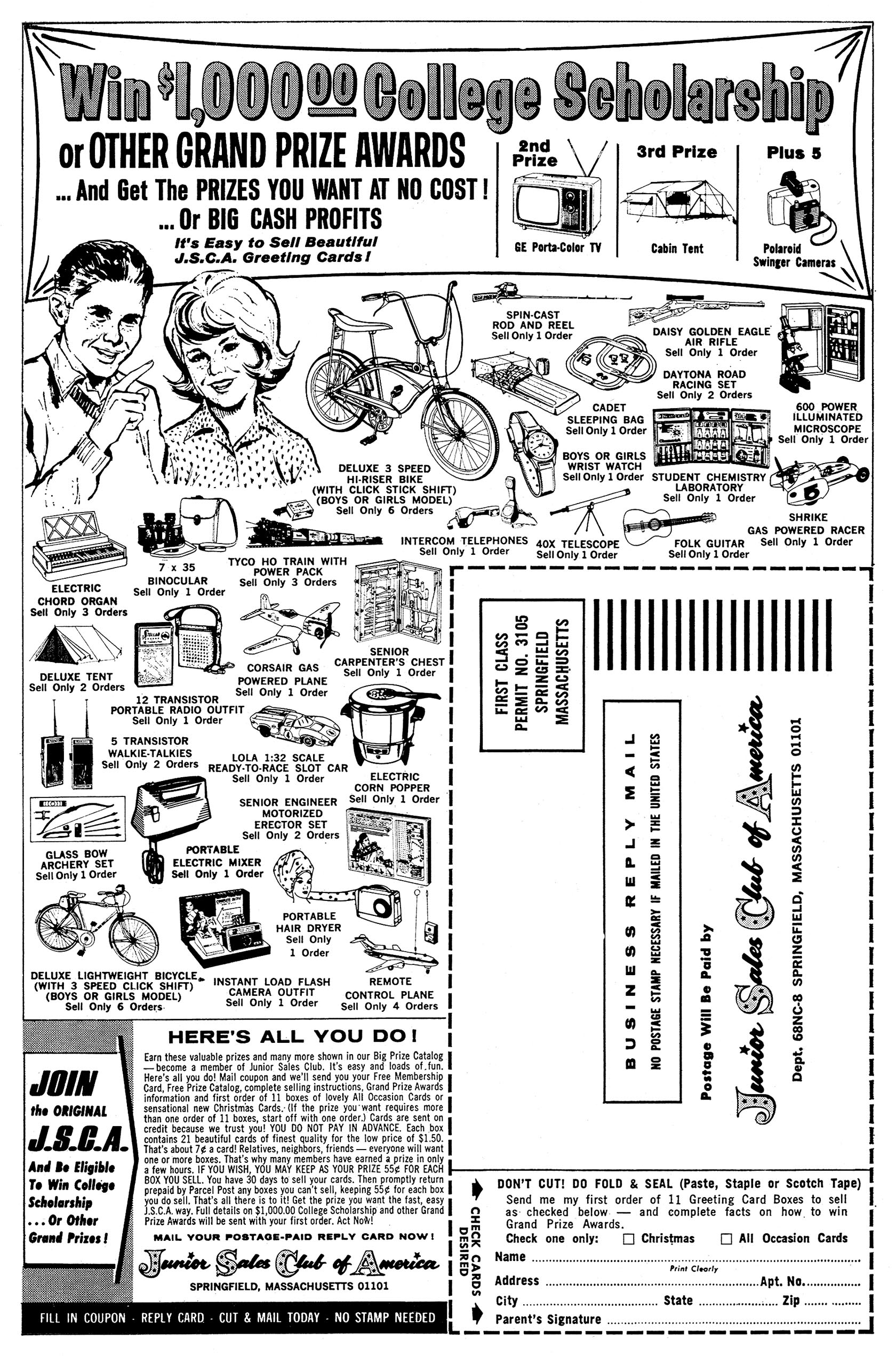 Read online Secret Six (1968) comic -  Issue #1 - 35