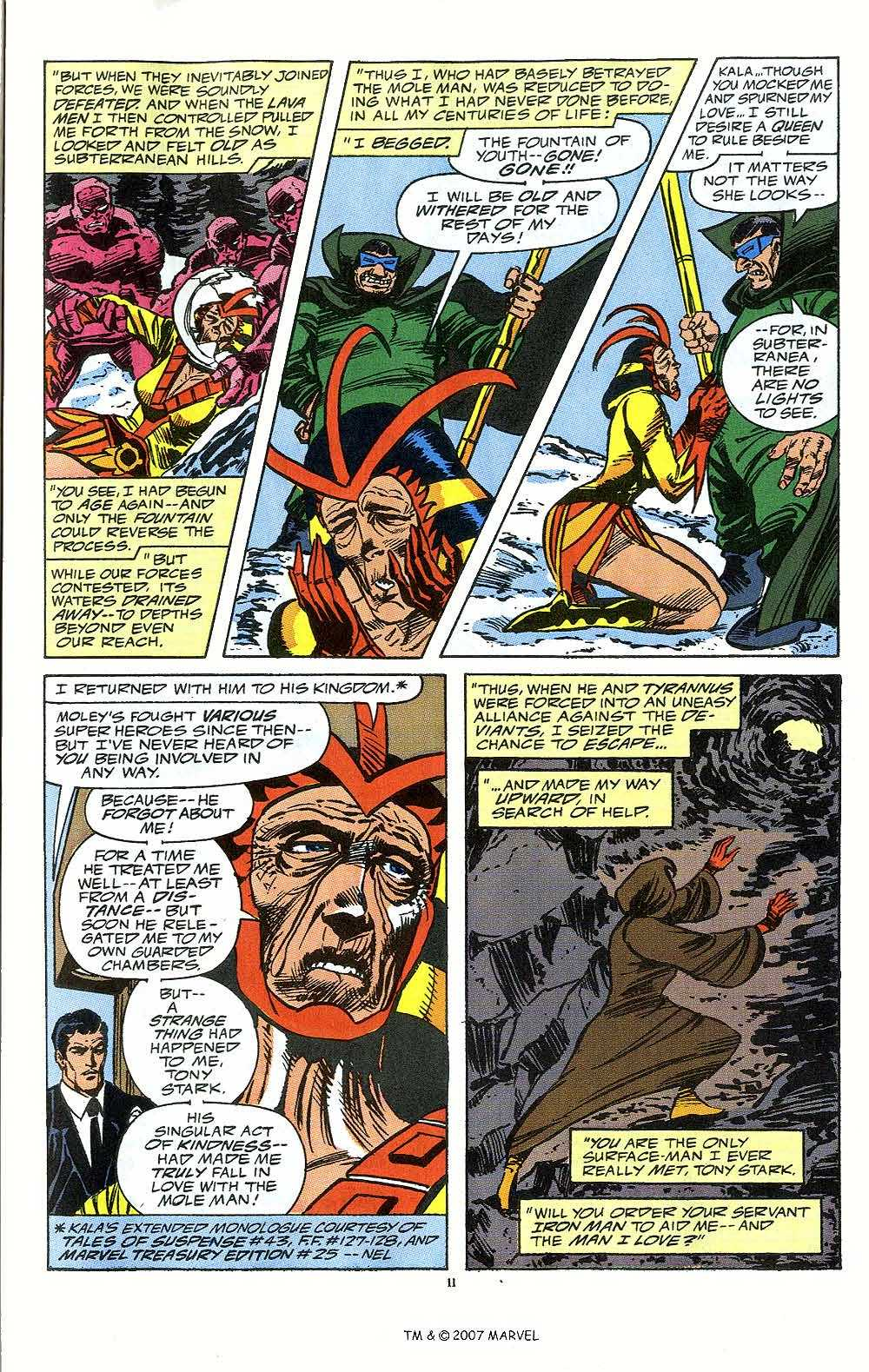 Iron Man Annual issue 12 - Page 13