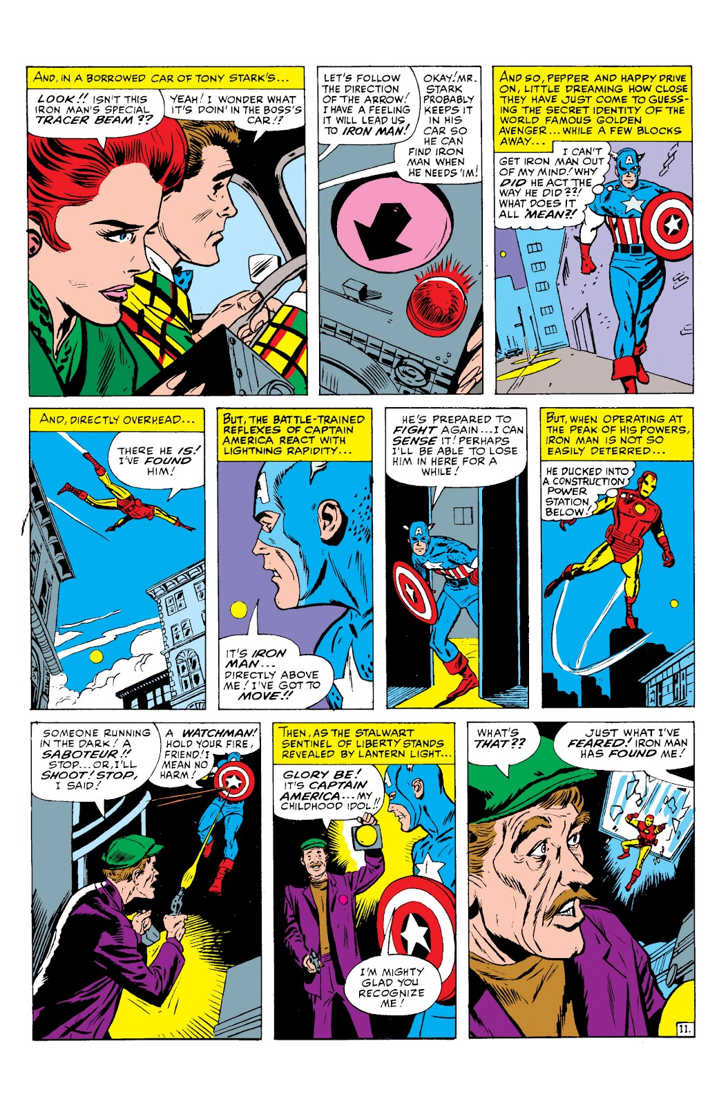 Read online Marvel Masterworks: The Invincible Iron Man comic -  Issue # TPB 2 (Part 2) - 32