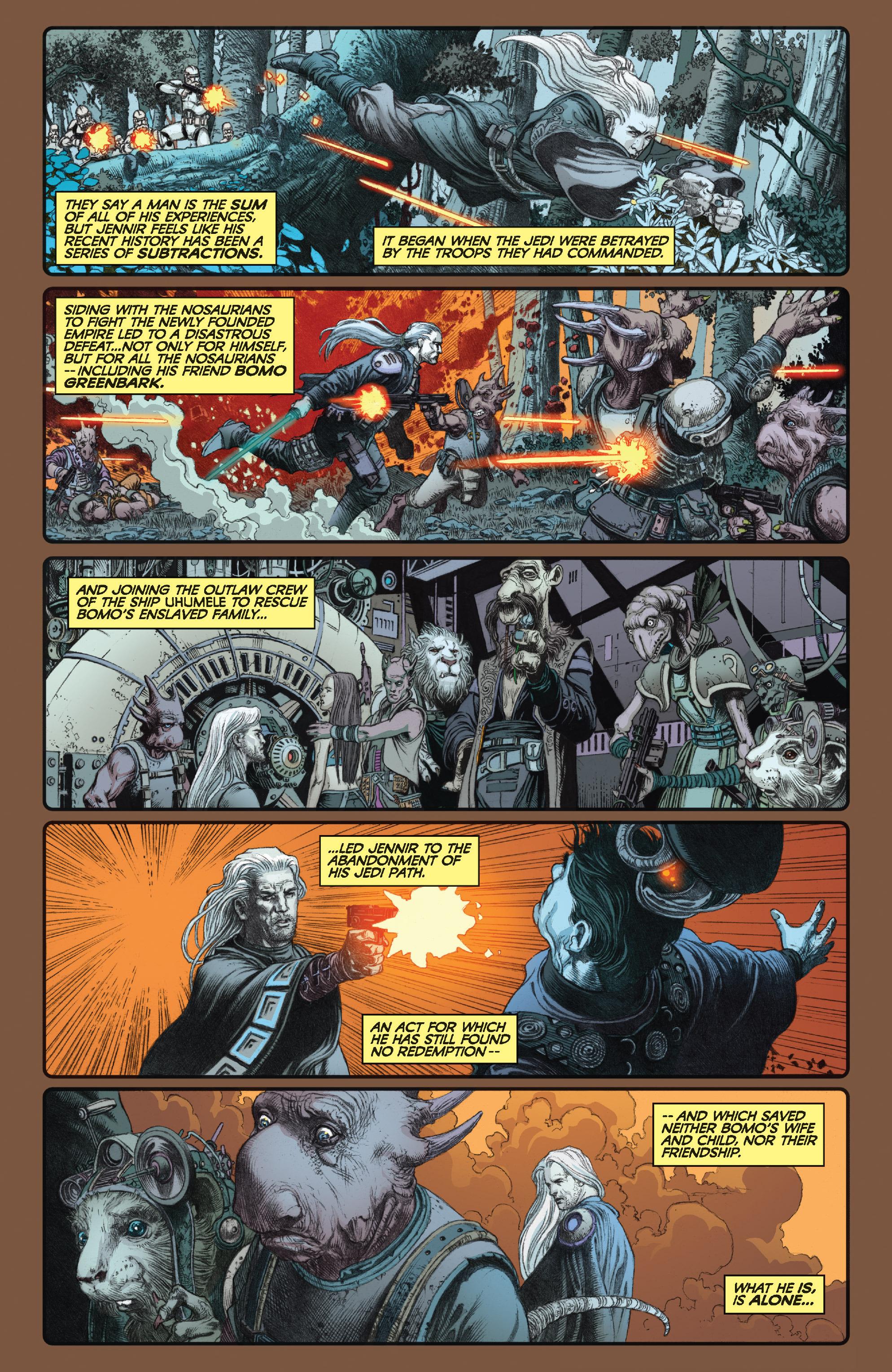 Read online Star Wars Omnibus comic -  Issue # Vol. 31 - 330