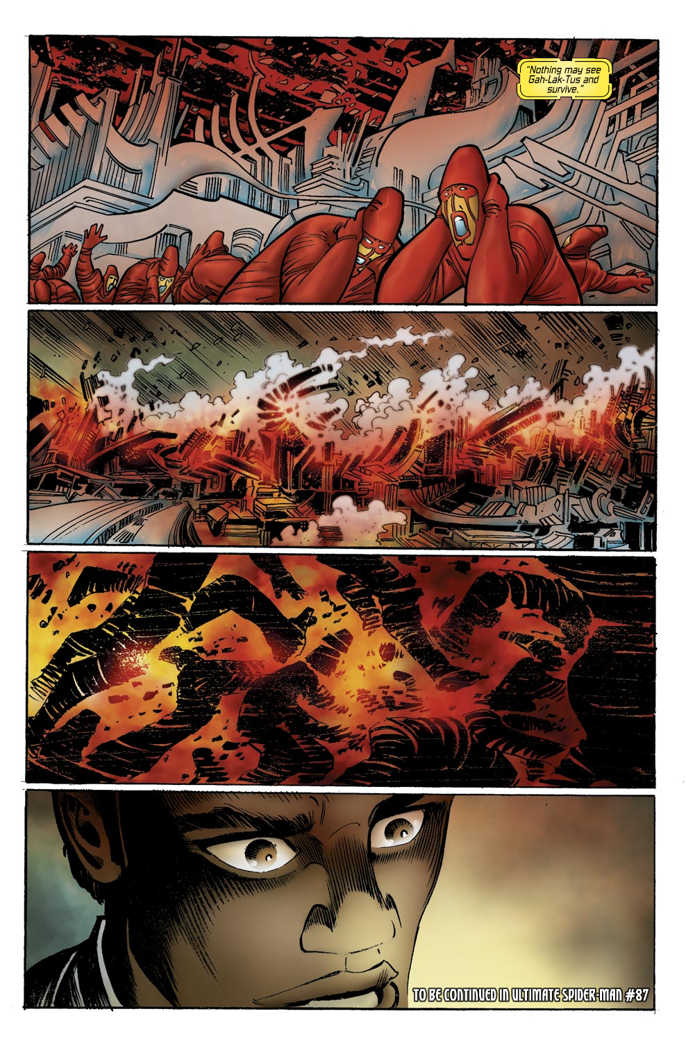 Read online Ultimate Vision comic -  Issue #0 - 13