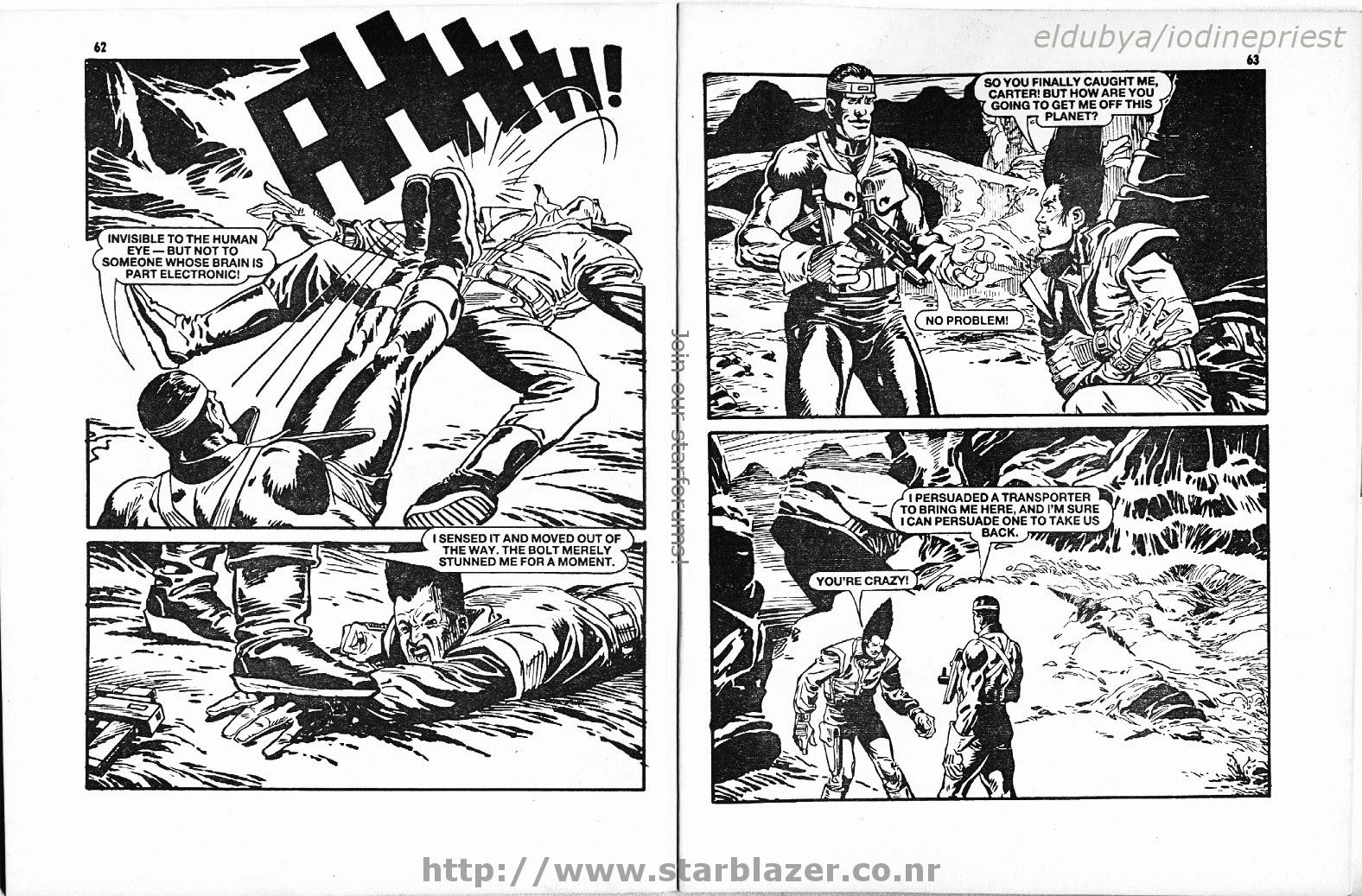 Starblazer issue 215 - Page 33