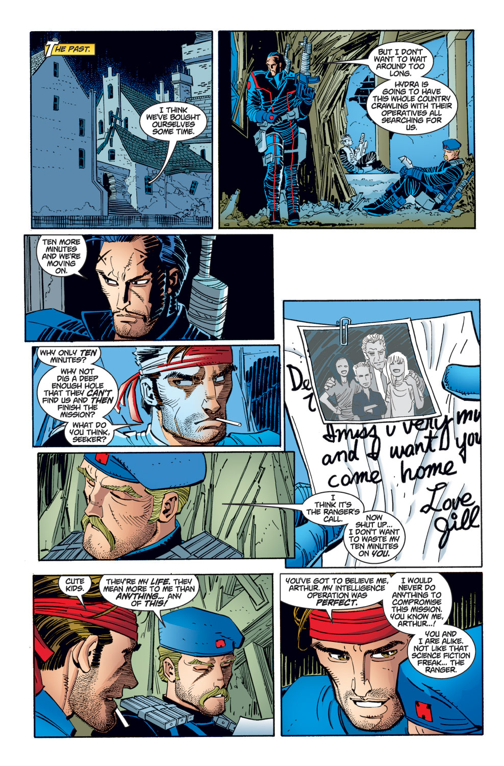 The Amazing Spider-Man (1999) 23 Page 8