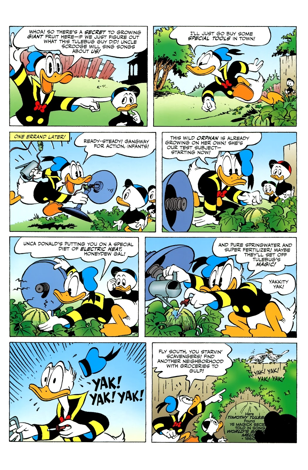Walt Disney's Comics and Stories issue 730 - Page 5