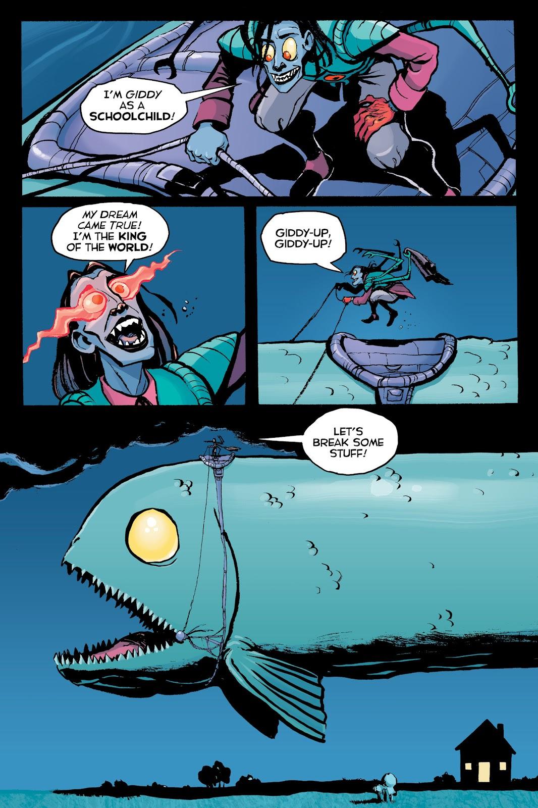 Read online Creature Tech (2019) comic -  Issue # TPB (Part 2) - 79