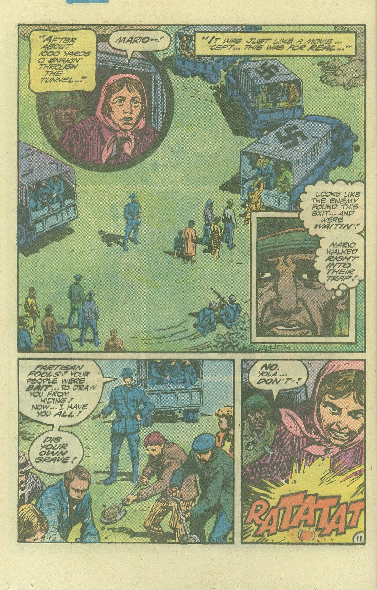 Read online Sgt. Rock comic -  Issue #386 - 11