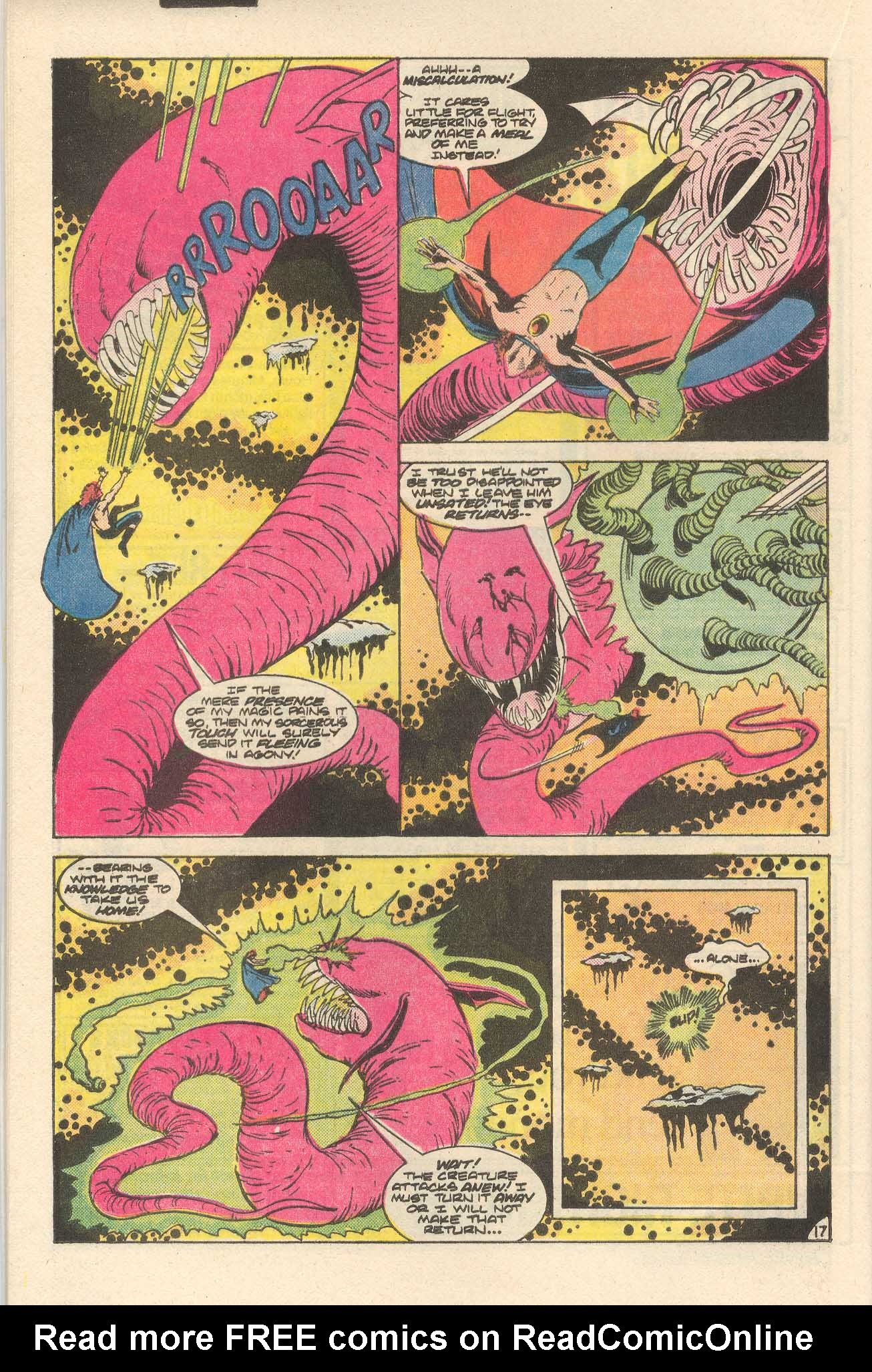 Read online Arion, Lord of Atlantis comic -  Issue #35 - 18