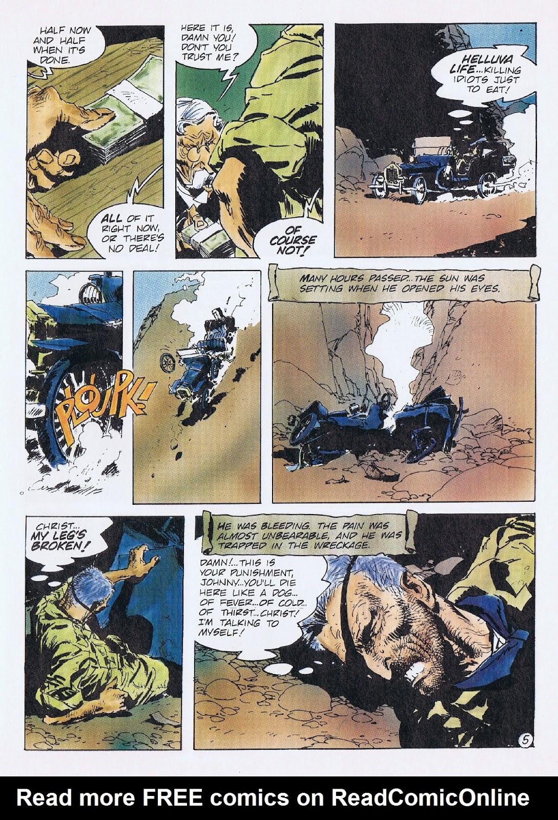 Read online Merchants of Death comic -  Issue #3 - 24