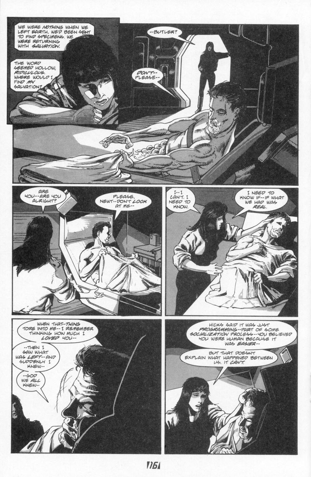 Read online Aliens (1988) comic -  Issue #6 - 18