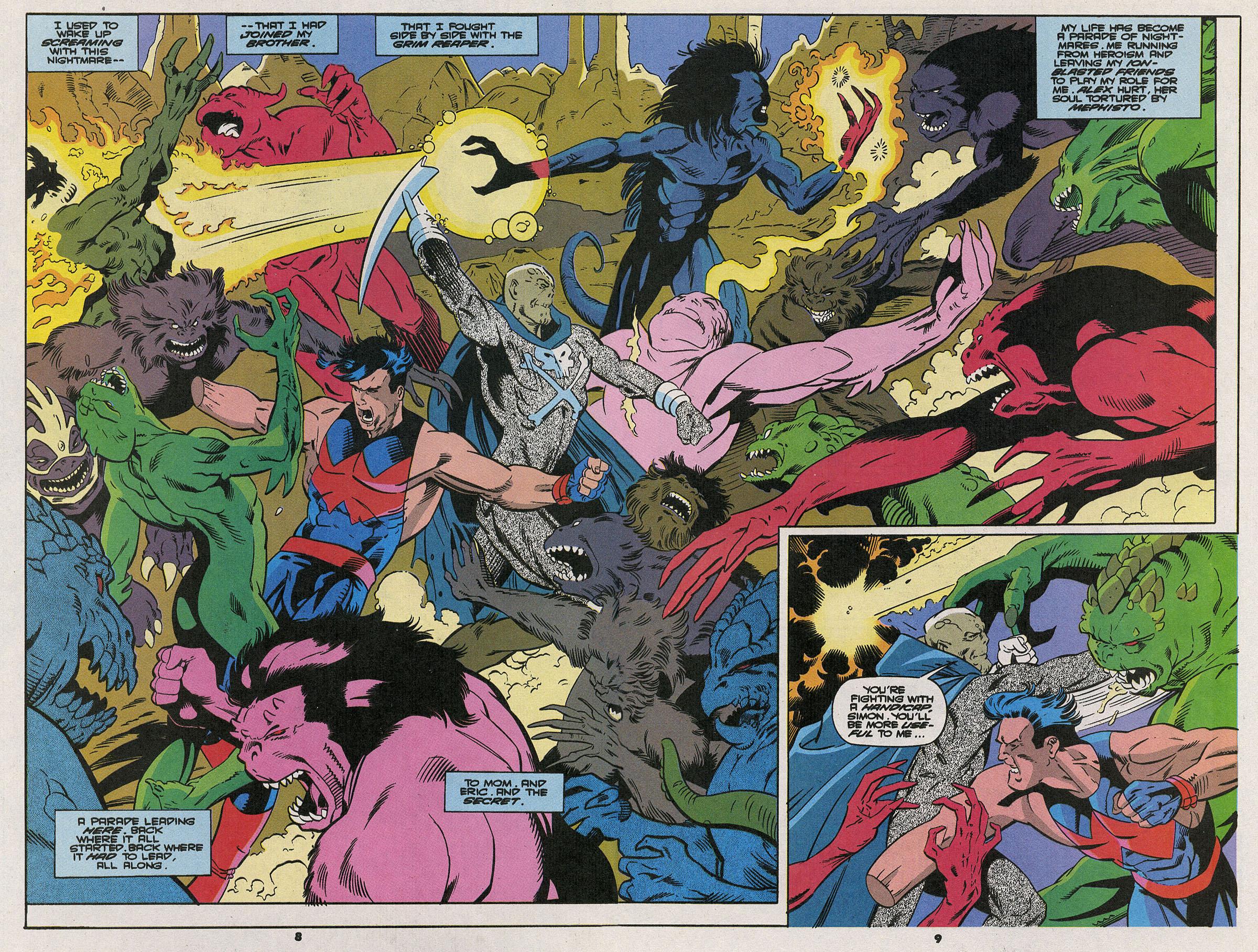 Read online Wonder Man (1991) comic -  Issue #23 - 7