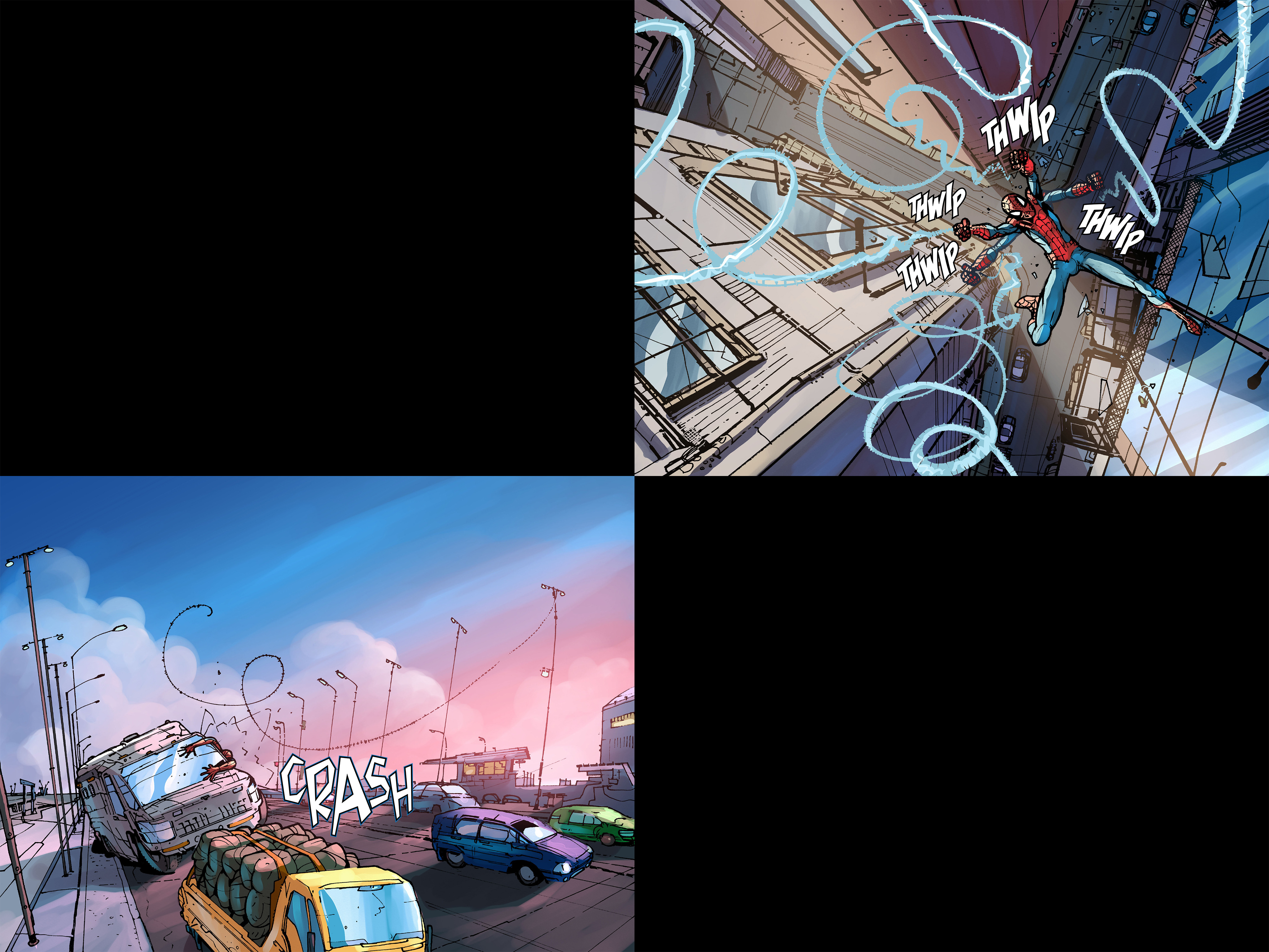 Read online Amazing Spider-Man: Who Am I? comic -  Issue # Full (Part 2) - 244