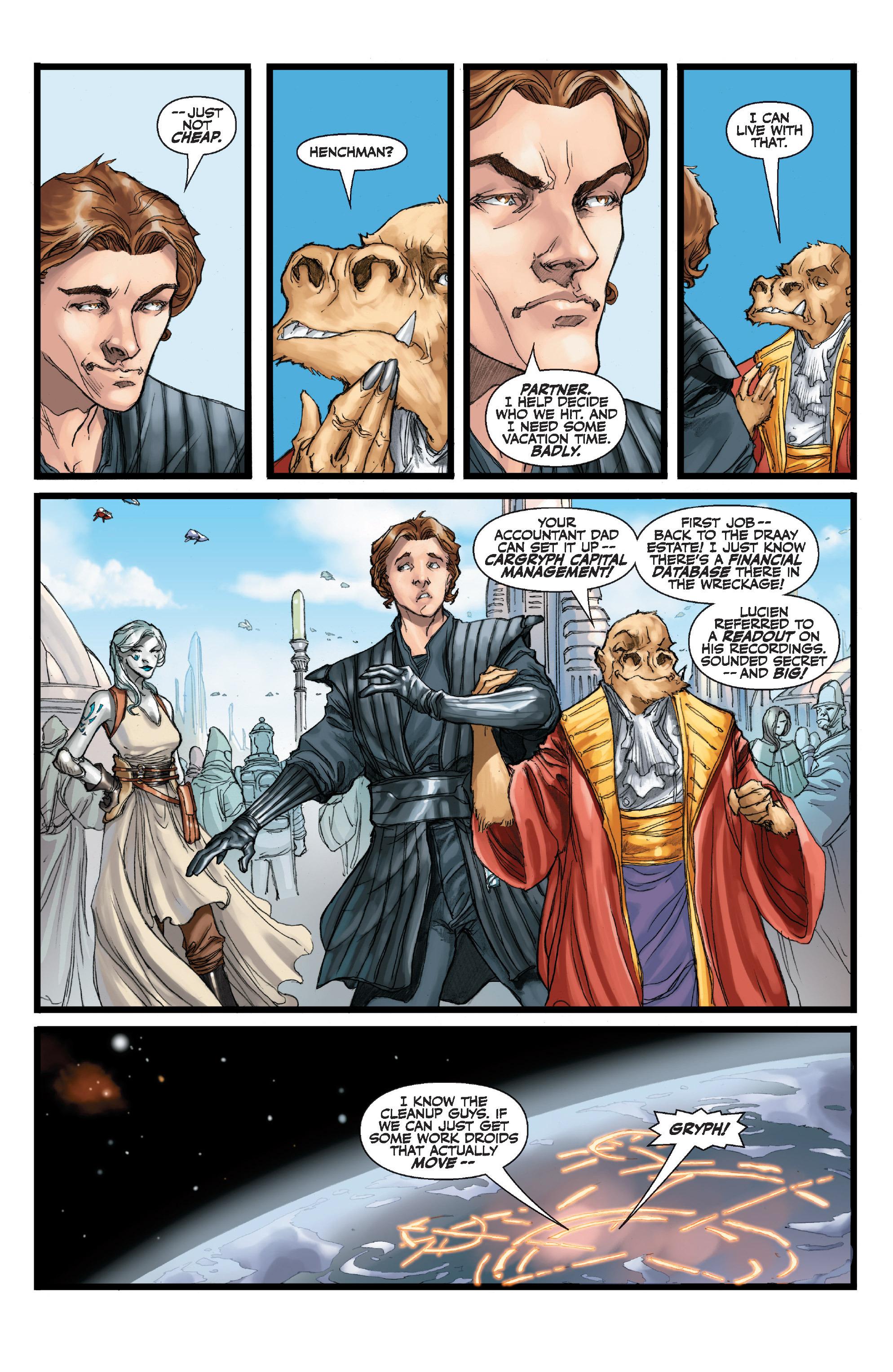 Read online Star Wars Omnibus comic -  Issue # Vol. 32 - 391