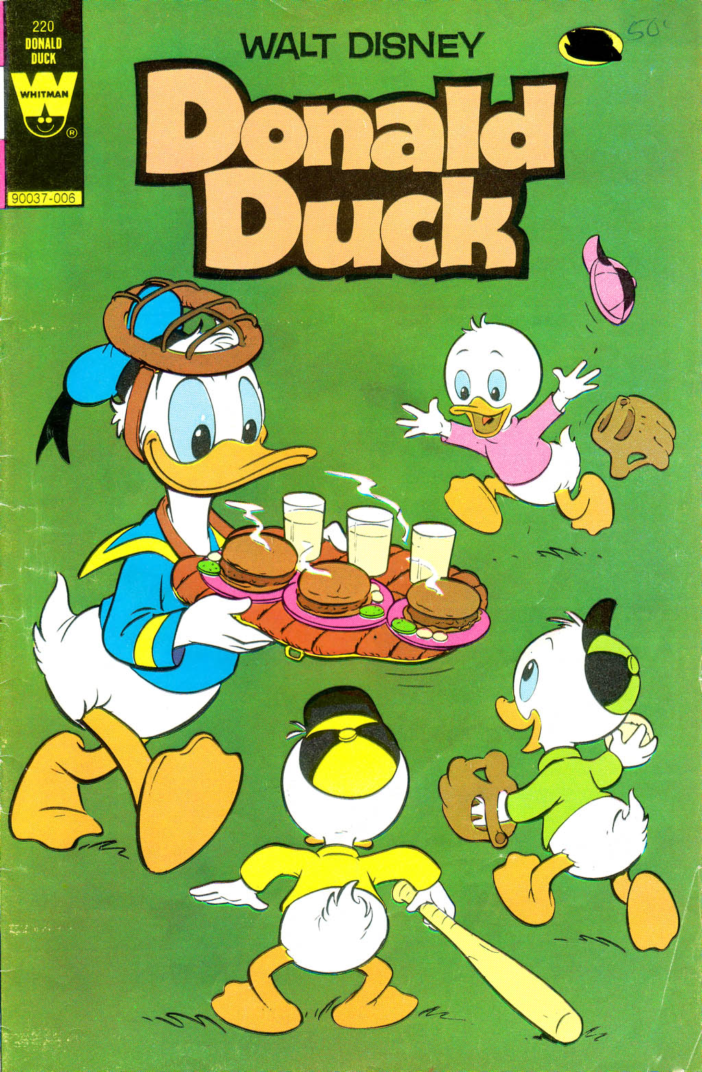 Donald Duck (1980) 220 Page 1