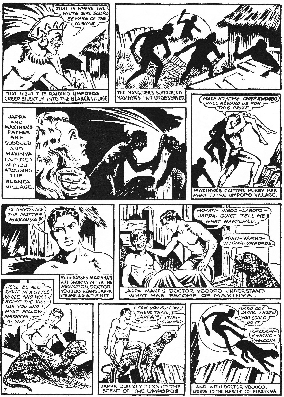 Read online Men of Mystery Comics comic -  Issue #84 - 217