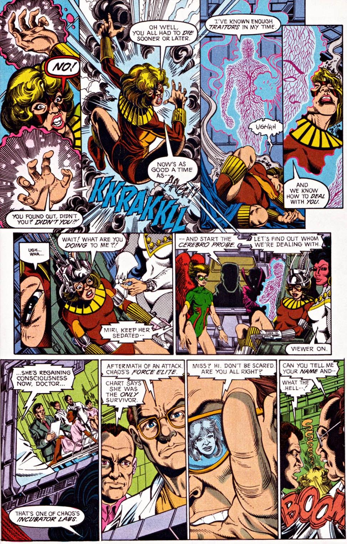 Read online Team Titans comic -  Issue #1e - 10