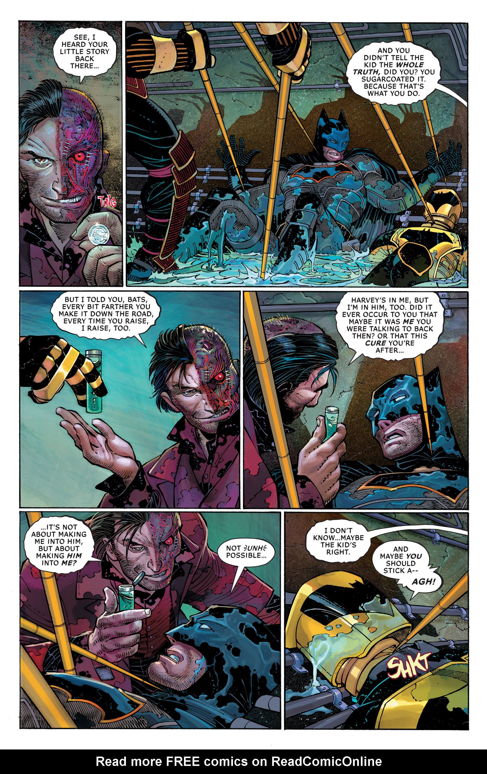 Read online All-Star Batman comic -  Issue #3 - 25
