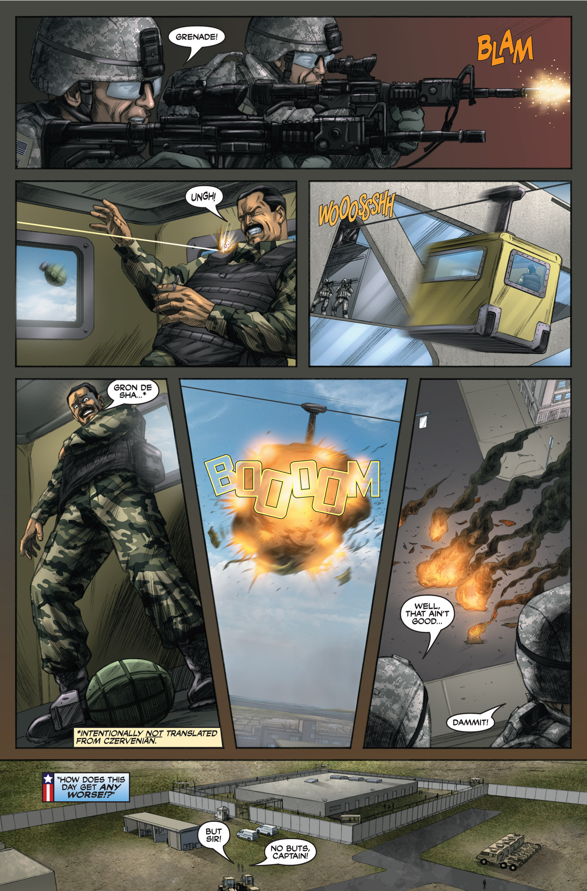 Read online America's Army comic -  Issue #6 - 25