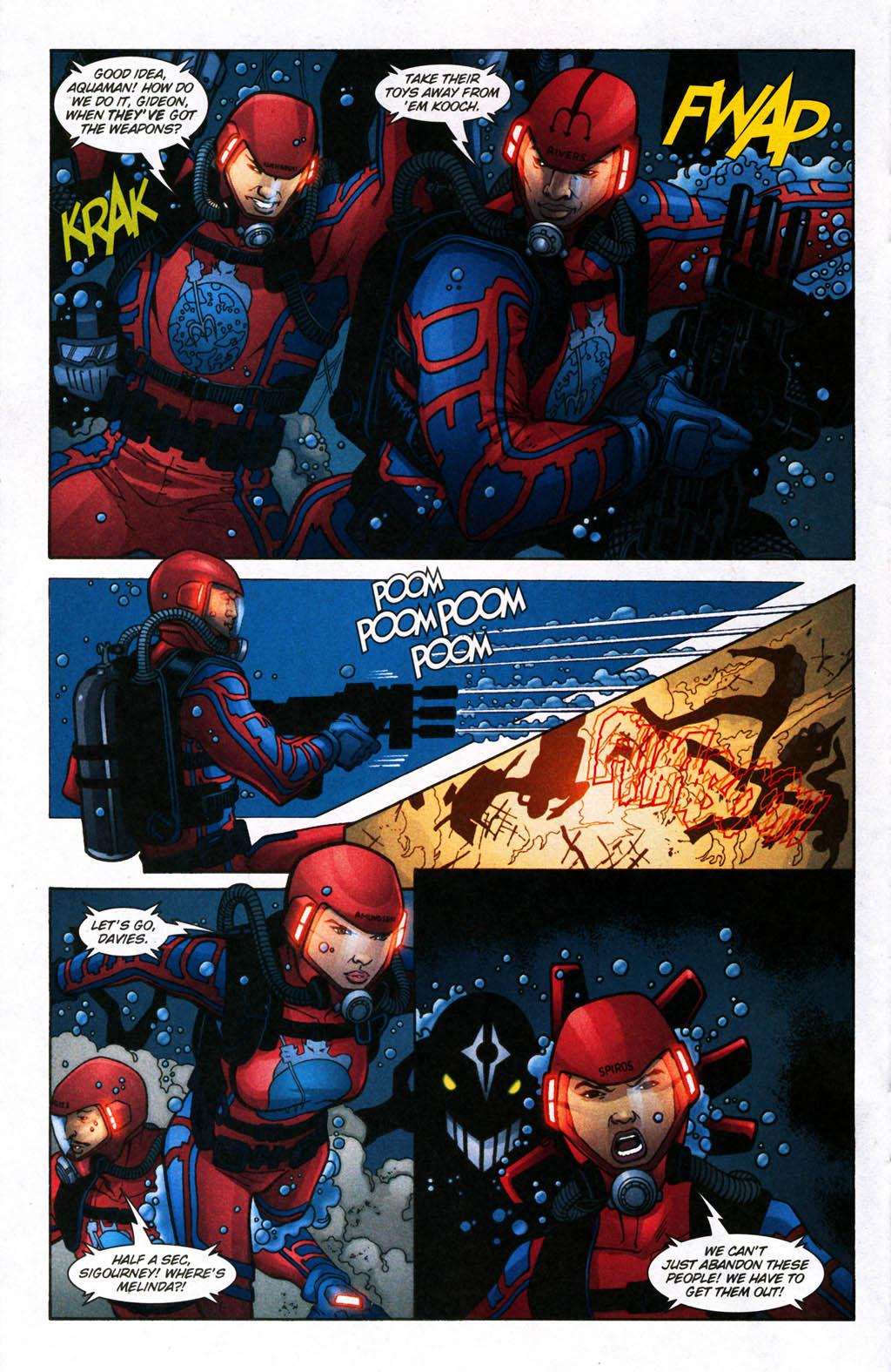 Read online Aquaman (2003) comic -  Issue #24 - 6