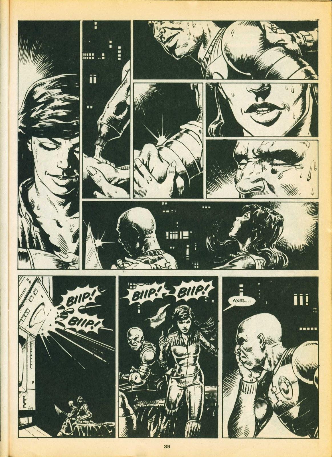 Warrior Issue #5 #6 - English 38