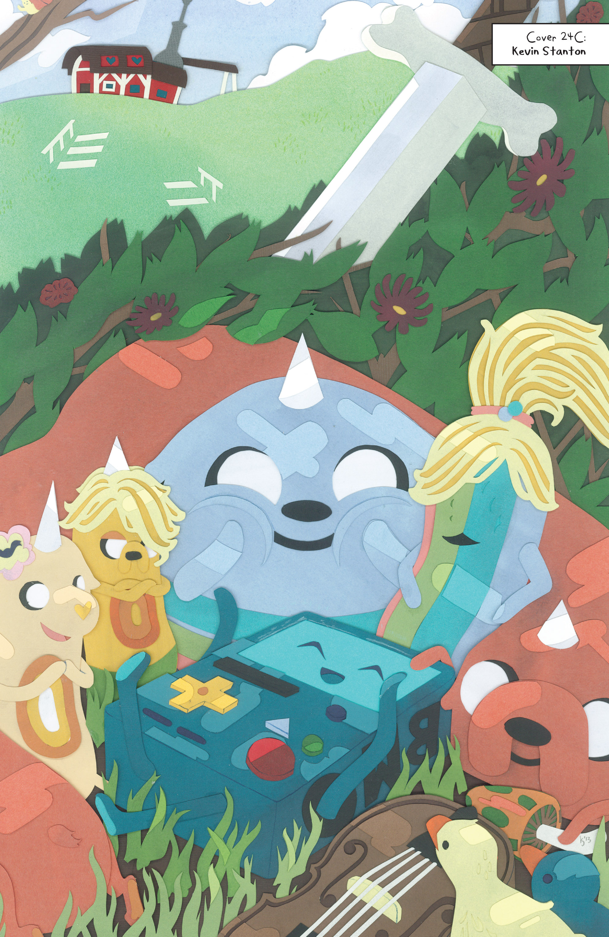 Read online Adventure Time comic -  Issue #Adventure Time _TPB 5 - 117