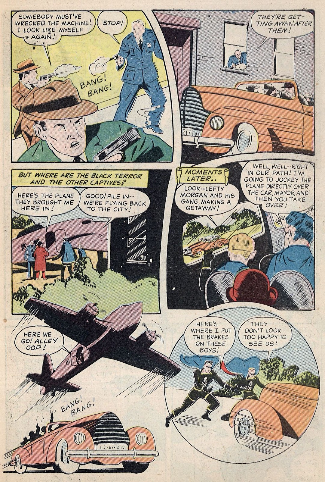 Exciting Comics (1940) issue 38 - Page 13