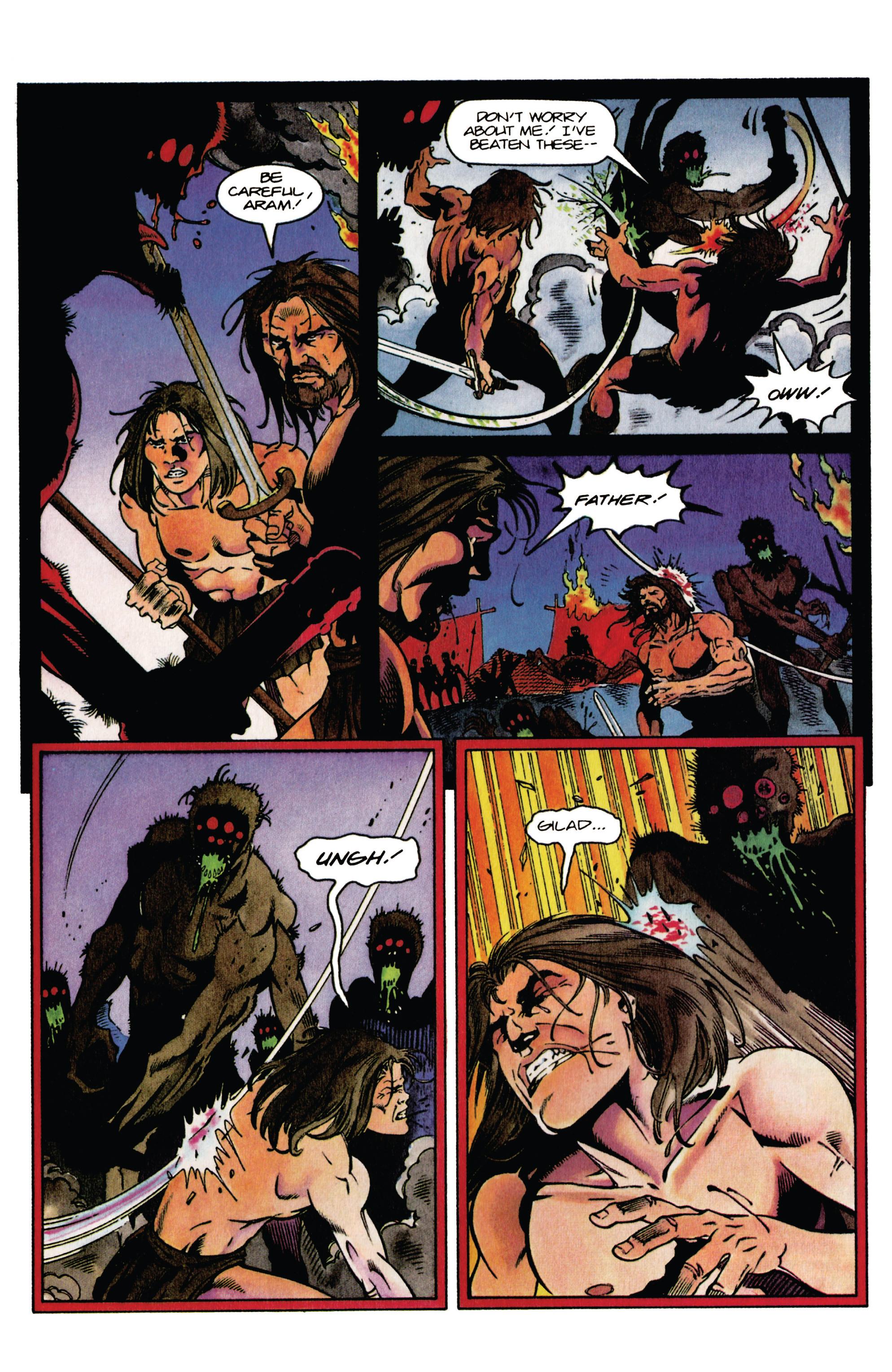 Read online Eternal Warrior (1992) comic -  Issue #37 - 21