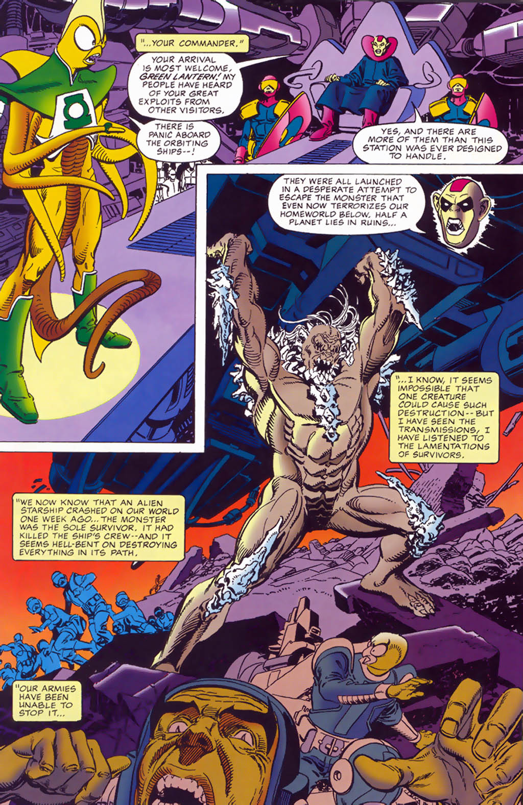 Read online Doomsday Annual comic -  Issue # Full - 34
