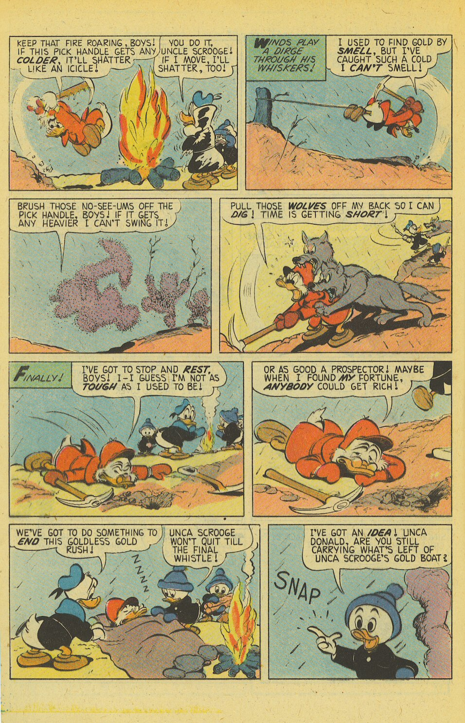 Read online Uncle Scrooge (1953) comic -  Issue #159 - 16