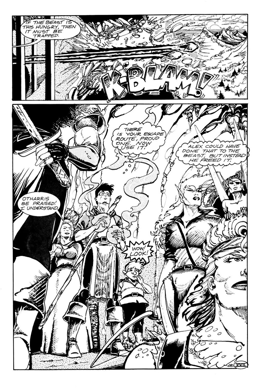 The Realm (1986) issue 18 - Page 24