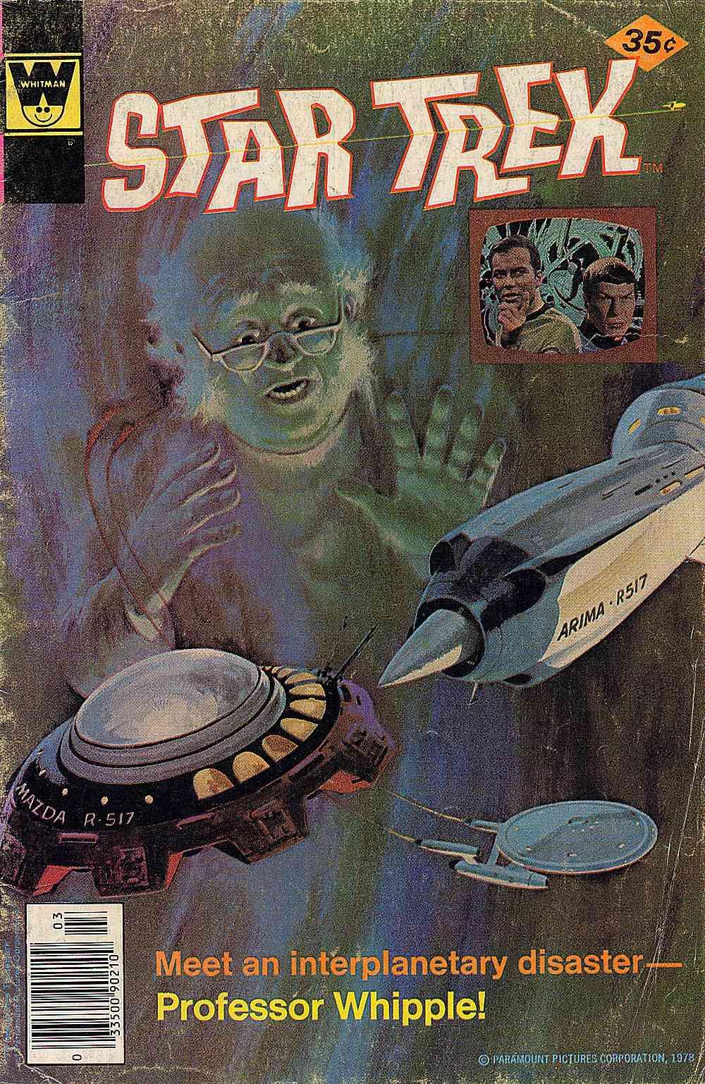 Star Trek (1967) issue 51 - Page 1