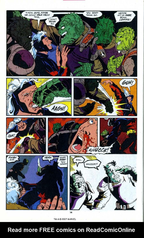 Silver Surfer (1987) _Annual 6 #6 - English 16