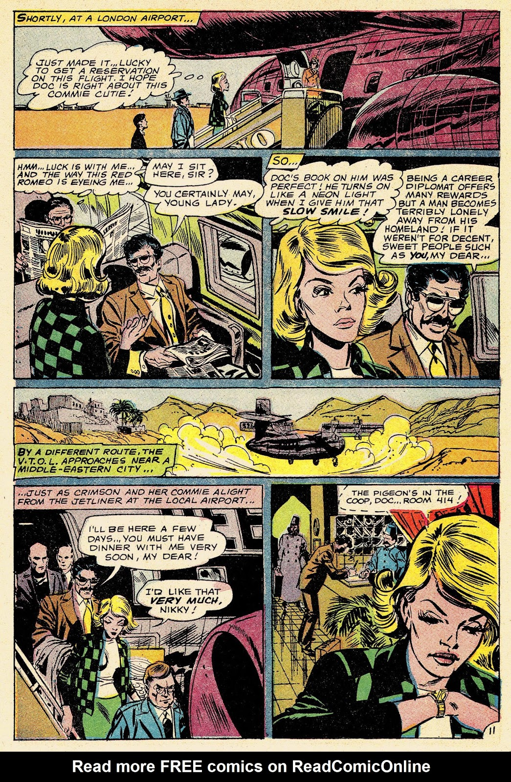 Secret Six (1968) issue 2 - Page 16