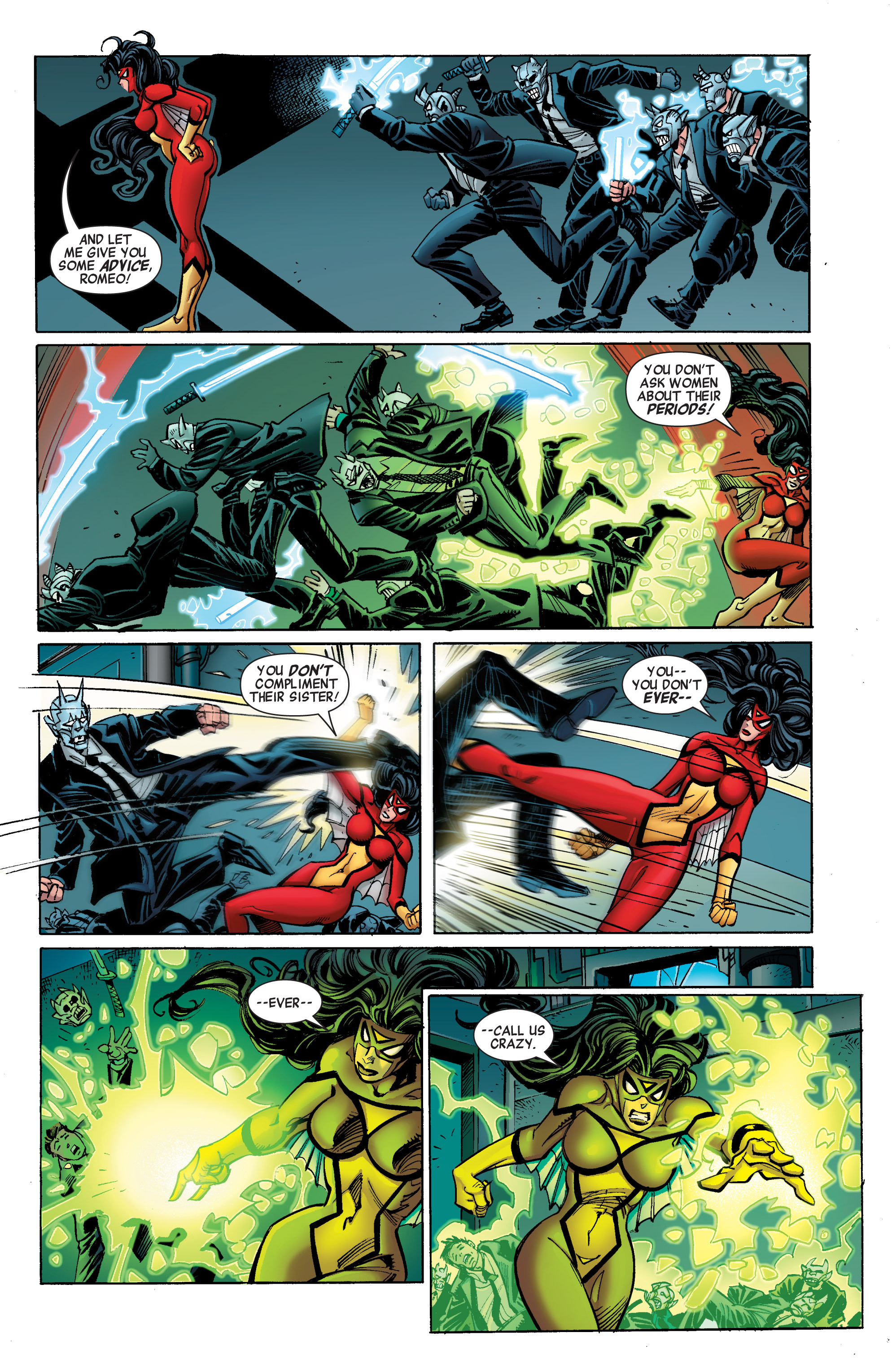 Read online Avengers (2010) comic -  Issue #30 - 11