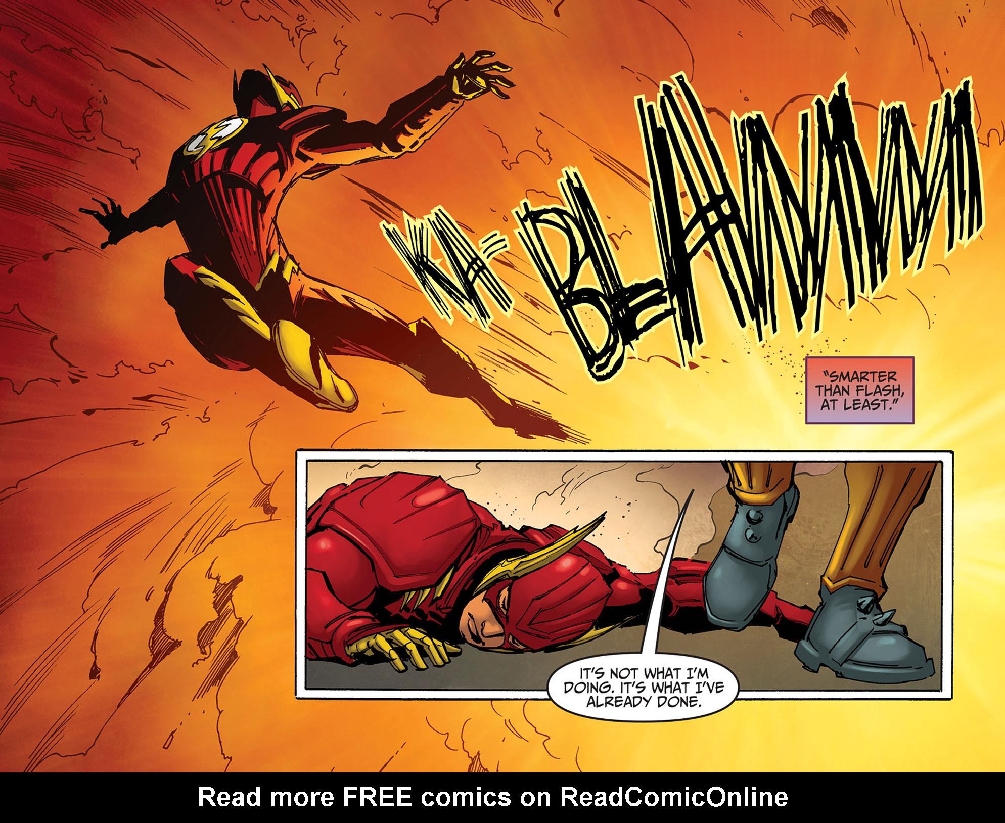 Read online Injustice: Ground Zero comic -  Issue #14 - 11