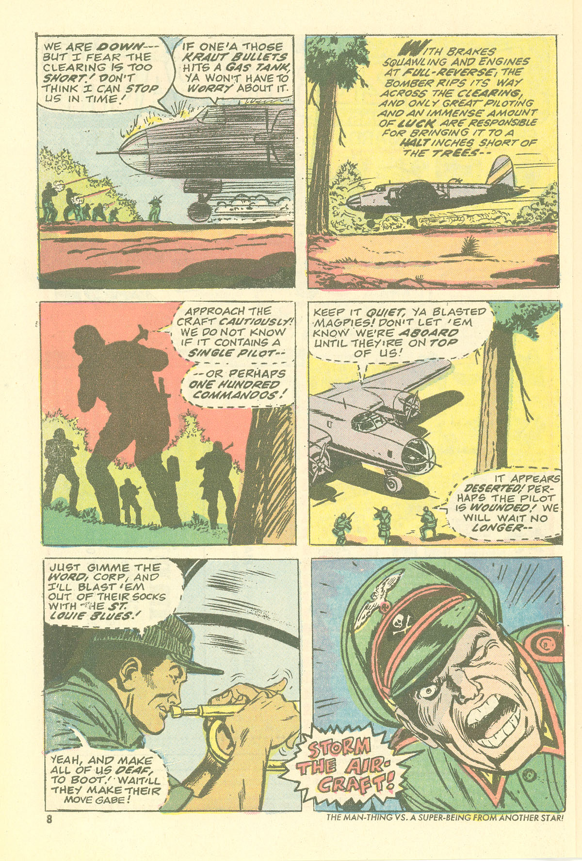 Read online Sgt. Fury comic -  Issue #115 - 10