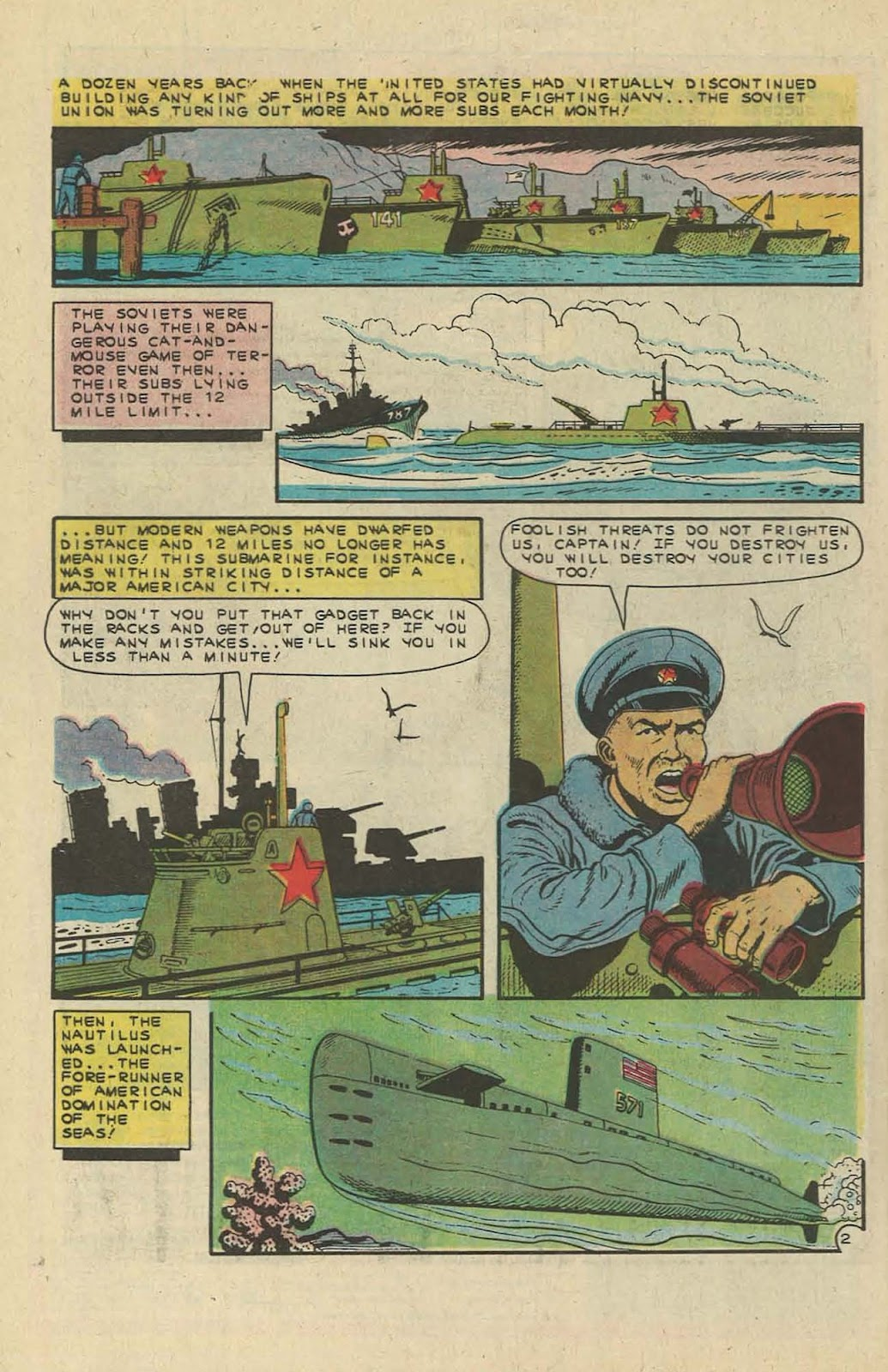 Read online Fightin' Navy comic -  Issue #131 - 4