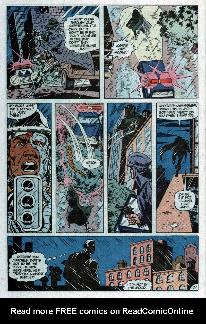 Teen Titans Spotlight issue 13 - Page 22
