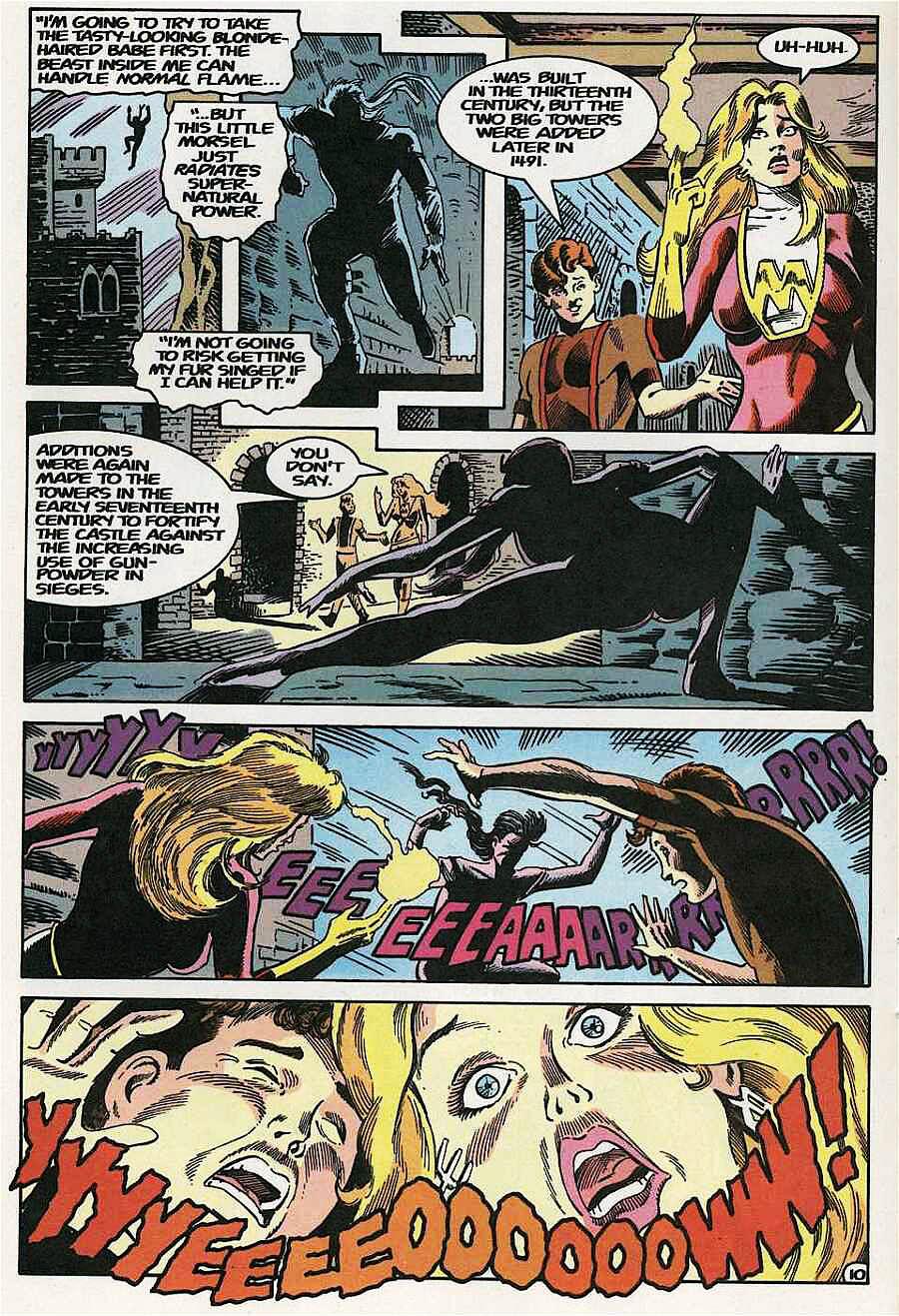 Elementals (1984) issue 19 - Page 12